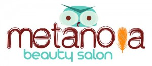 Logotipo Metanoia Salon