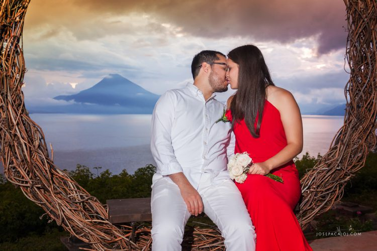 Wedding Atitlán
